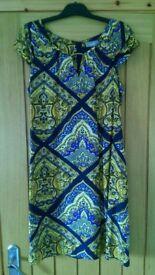 Wallis dress, size 12, hardly worn