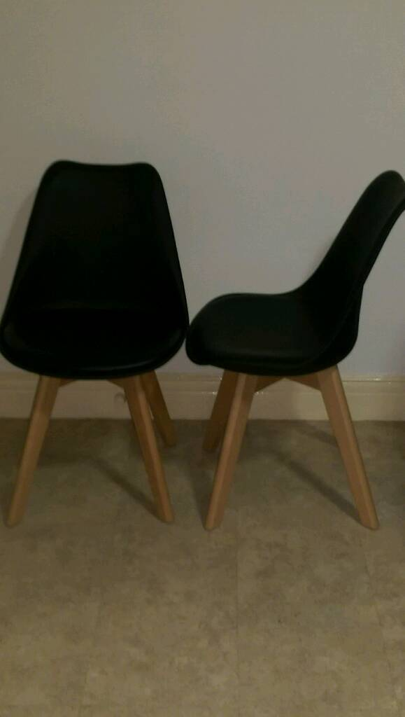 4 brand new dining/kitchen chairs