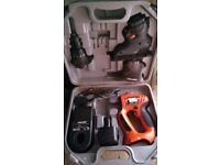 Black and decker multi tool 12v