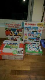 preschooler puzzle and activities