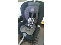Britax Trend Line carseat, 9 months-4 years, isofix, reclines