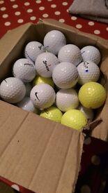 50 grade b golf balls