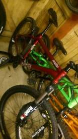 Voodoo mountain bike
