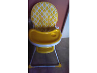 Highchair from Mothercare