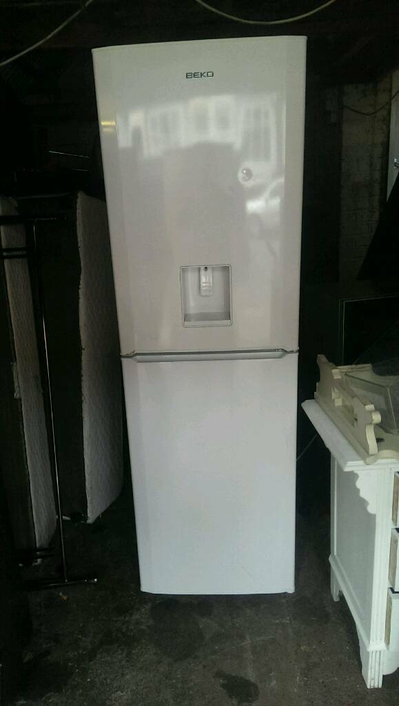 Large fridge freezer free delivery