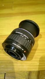Olympus Zuiko Digital 14-42mm 1:3.5-5.6 Lens for Olympus E-420 & Lens Hood LH-61D in great condition