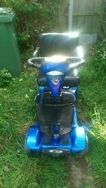 Sapphire mobility scooter