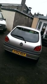 Ford fiesta spares or repairs