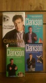 Jeremy Clarkson Book Bundle New (Top Gear, The Grand Tour)