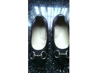 Genuine girls gucci shoes UK size 12