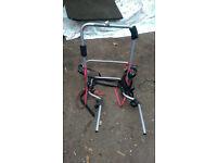 Bike rack 4x4