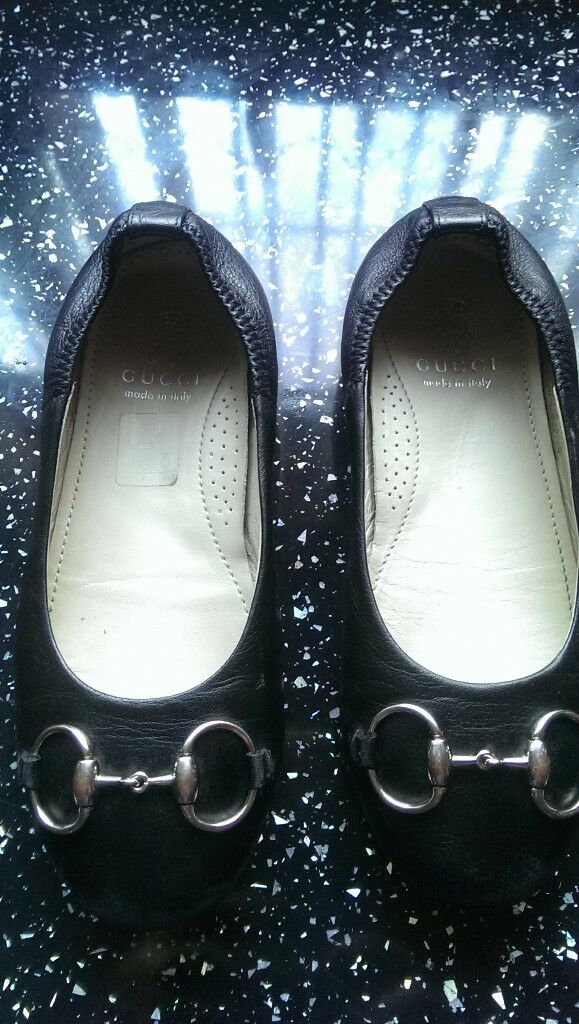 2226e4cc5 Genuine girls gucci shoes UK 12 | in Woodlesford, West Yorkshire ...