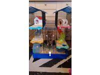 Harrisons Westminster Hamster Cage