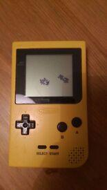 Nintendo Pocket Gameboy