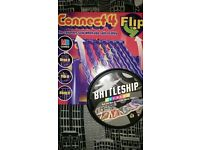 connect 4 and battleship express