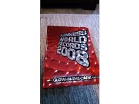 GUINNESS BOOK OF WORLD RECORDS - 2006, 2007 & 2008 - £10 O.N.O