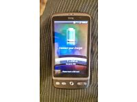 HTC Desire in excellent condition, boxed with charger and manuals