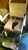 Shower chair/ commode