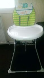Mother Care Baby Hi Chair