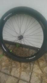 """24"""" bike wheel / maxxis hookworm"""