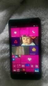 Microsoft 640xl ee mobile phone