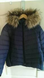 Gap men's puffa jacket/ parka/ coat XL