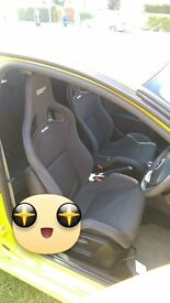 Renault clio sport 197 F1 edition 172/500 liquid yellow