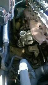 BMW 525d e39 for spares or repair