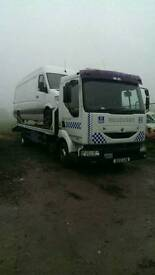 Renault recovery truck for sale
