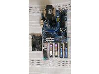 Motherboard, CPU, RAM Bundle