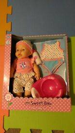 My sweet baby - Potty time set - £8