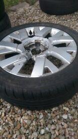"""17"""" tyre 205/50/17"""