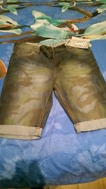 Military jean(size W 34)new With tag