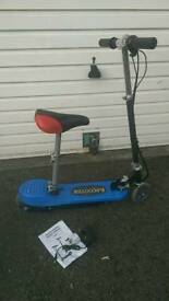 Scooter electric new kid child