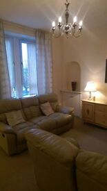 Furnished 2 Bedroom flat in Bo'ness