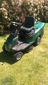 Atco Rider 27H ride on mower