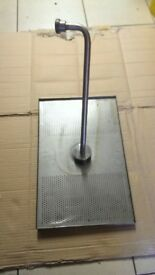 Henny Penny Filter Screen Mesh with Pipe for Electric models