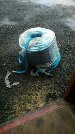 Blue rope 1inch and quater