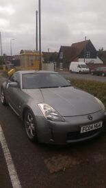 350z brillant but needs cat doing and i dont have the time or space any more.