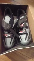 $75 New in box. Size 41. Road bike shoes.