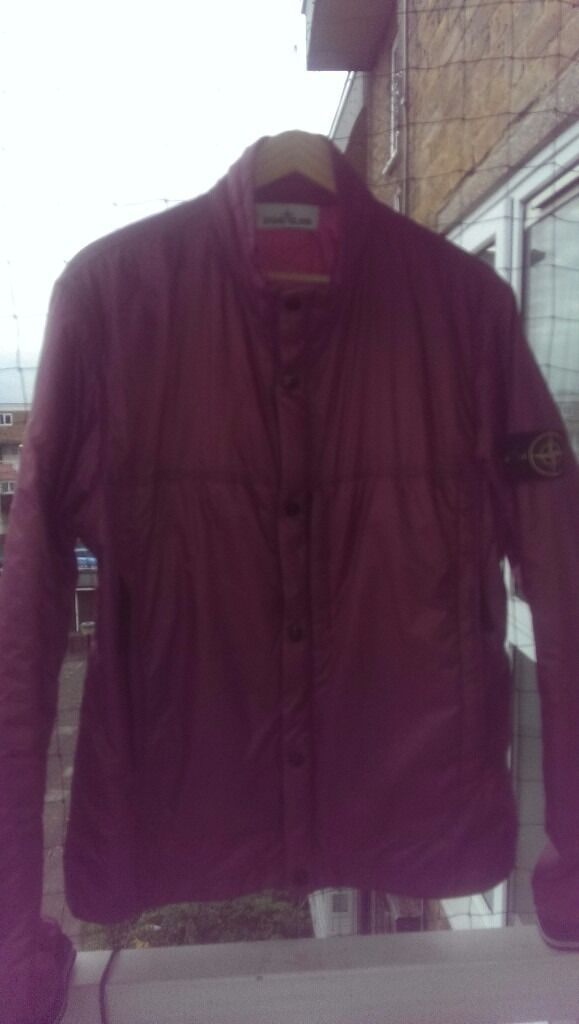 Genuine Stone island jacket size L