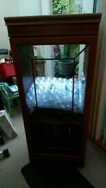 Hi fi stereo music cabinet
