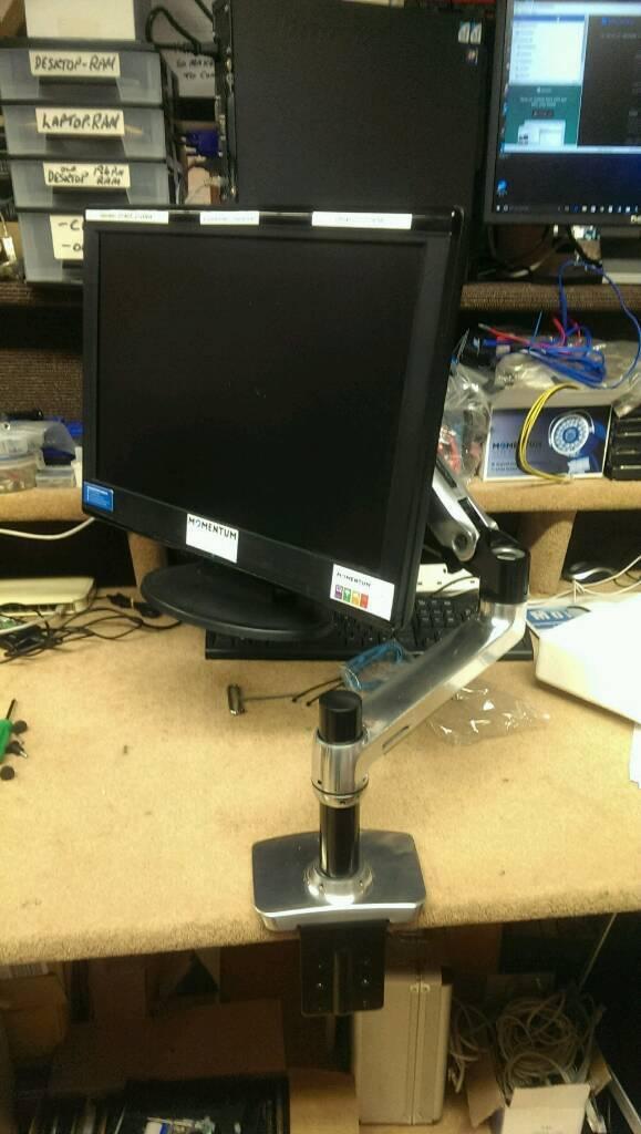 Ergotron monitor stand brand new