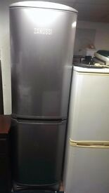 Zanussi frost free fridge freezer.