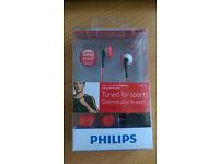 Philips Bass sports Headphones
