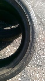 Dunlop SP Sport 225/45/17 tyres Good condition