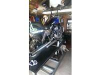 Motorcycle Lift, Bike lift, Work Table Bench...