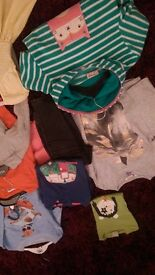 Bargain - girls clothes bundle all in very good condition age 5-6