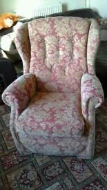 Beautiful Sherborne Armchair