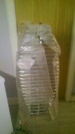 Kudox heated towel rail. Brand new. Was £500 from b&q